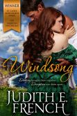 Book Cover Image. Title: Windsong, Author: Judith E. French