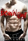 Book Cover Image. Title: Down and Out, Author: Kelley R. Martin