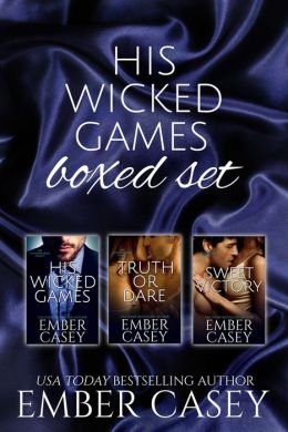 His Wicked Games Boxed Set (A Cunningham Family Bundle)