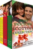 Book Cover Image. Title: The Army Doctor's Holiday Collection:  Three Christmas Romances, Author: Helen Scott Taylor