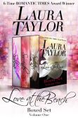 Book Cover Image. Title: LOVE AT THE BEACH Boxed Set (Volume One - 3 Complete Novels), Author: Laura Taylor