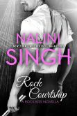 Book Cover Image. Title: Rock Courtship, Author: Nalini Singh