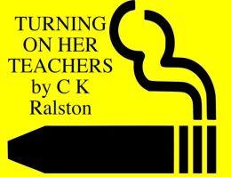 turning on her teachers