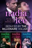 Book Cover Image. Title: Billionaires in Love Books 1-3 (Vengeful in Love, Reunited in Love, Redemption in Love), Author: Nadia Lee