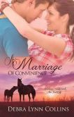 Book Cover Image. Title: A Marriage Of Convenience, Author: Debra Lynn Collins