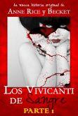 Book Cover Image. Title: Los Vivicanti de Sangre - Parte 1, Author: Becket