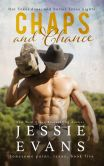 Book Cover Image. Title: Chaps and Chance, Author: Jessie Evans