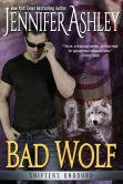 Book Cover Image. Title: Bad Wolf, Author: Jennifer Ashley