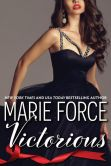 Book Cover Image. Title: Victorious, Author: M.S. Force