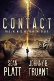 Book Cover Image. Title: Contact, Author: Sean Platt