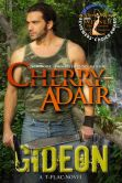 Book Cover Image. Title: Gideon, Author: Cherry Adair