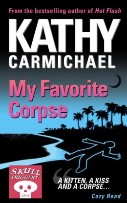My Favorite Corpse (A Skullduggery Inn Cozy Read #1)
