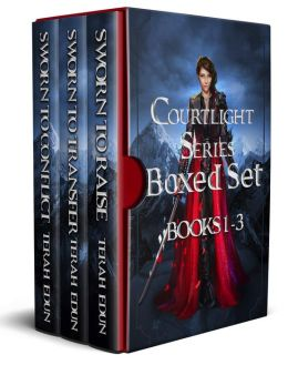 Courtlight Series Boxed Set (Books 1, 2, & 3)