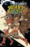 Book Cover Image. Title: Convergence:  Justice Society of America (2015-) #1 (NOOK Comic with Zoom View), Author: Dan Abnett