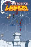 Book Cover Image. Title: Convergence:  Superboy and the Legion of Super-Heroes (2015-) #1 (NOOK Comic with Zoom View), Author: Stuart Moore
