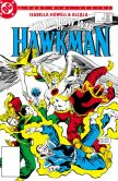 Book Cover Image. Title: The Shadow War of Hawkman (1985-) #4, Author: Tony Isabella