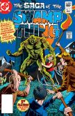 Book Cover Image. Title: The Saga of the Swamp Thing (1982-) #1, Author: Martin Pasko