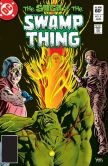 Book Cover Image. Title: The Saga of the Swamp Thing (1982-) #9, Author: Martin Pasko