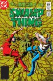 Book Cover Image. Title: The Saga of the Swamp Thing (1982-) #10, Author: Martin Pasko