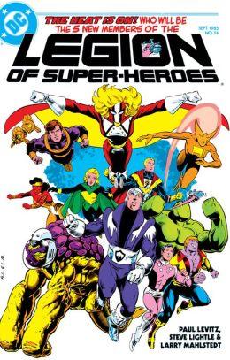 Legion of Super-Heroes (1984-) #14