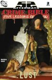 Book Cover Image. Title: Crime Bible:  The Five Lessons (2007-) #2, Author: Greg Rucka