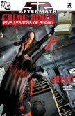 Book Cover Image. Title: Crime Bible:  The Five Lessons (2007-) #3, Author: Greg Rucka