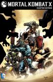 Book Cover Image. Title: Mortal Kombat X (2015-) #16 (NOOK Comic with Zoom View), Author: Shawn Kittelsen
