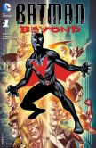 Book Cover Image. Title: Batman Beyond (2015-) #1 (NOOK Comic with Zoom View), Author: Dan Jurgens
