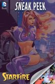 Book Cover Image. Title: DC Sneak Peek:  Starfire (2015-) #1 (NOOK Comic with Zoom View), Author: Amanda Connor