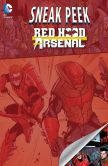 Book Cover Image. Title: DC Sneak Peek:  Red Hood/Arsenal (2015) #1 (NOOK Comic with Zoom View), Author: Scott Lobdell