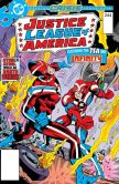 Book Cover Image. Title: Justice League of America (1960-) #244, Author: Gerry Conway