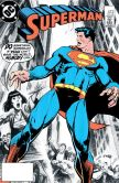 Book Cover Image. Title: Superman (1939-) #413, Author: Cary Bates