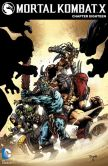 Book Cover Image. Title: Mortal Kombat X (2015-) #18 (NOOK Comic with Zoom View), Author: Shawn Kittelsen