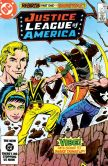 Book Cover Image. Title: Justice League of America (1960-) #233, Author: Gerry Conway