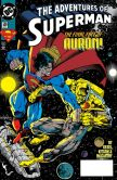 Book Cover Image. Title: Adventures of Superman (1987-) #509, Author: Karl Kesel