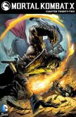 Book Cover Image. Title: Mortal Kombat X (2015-) #22 (NOOK Comic with Zoom View), Author: Shawn Kittelsen