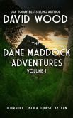 Book Cover Image. Title: The Dane Maddock Adventures Volume 1, Author: David Wood