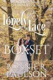 Book Cover Image. Title: Lonely Lace Box Set, Books 1 - 3 (Clearwater County, Lonely Lace series), Author: Bonnie R. Paulson