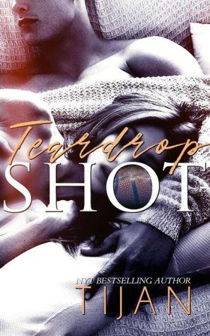 Book Teardrop Shot