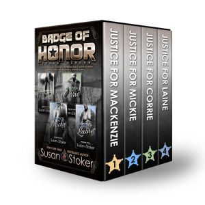 Book Badge of Honor: Texas Heroes Collection One