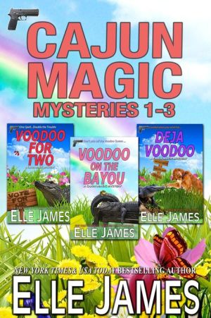 Cajun Magic Mysteries Boxed Set