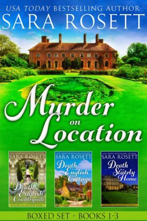 Murder on Location Boxed Set: Books 1-3