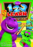 Product Image. Title: Barney: 1  2  3 Learn
