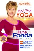 Product Image. Title: Jane Fonda AM/PM Yoga For Beginners