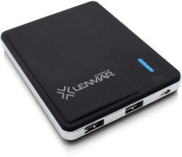 Lenmar PPW66 Portable Battery and Charger For iPad/Tablets, Smartphones, & More