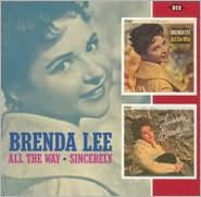 All the Way/Sincerely, Brenda Lee