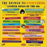 The Answer to Everything: Girl Answer Songs of the 60's