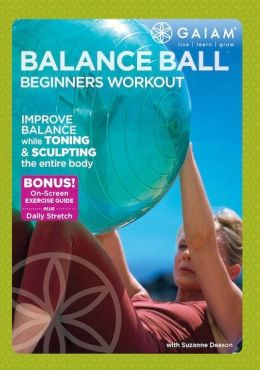 Balance Ball: Beginners Workout