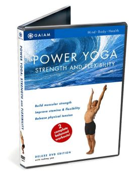 Power Yoga - Strength and Flexibility