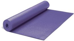 Premium Yoga Mat - Purple